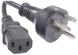 DELL Power Cord : Danish 3