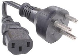 Power Cord : Danish 3 Wire DELL UPGR