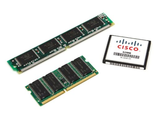 CISCO800 DRAM UPGRADE FROM 512MB TO 1GB                EN SVCS