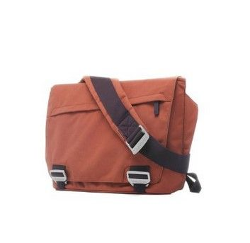 Eco-Friendly Bags Small Messenger Bag, Rust