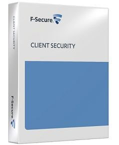 F-SECURE Client Security Premium License competitive upgrade and new for 1 year 1-24 International (FCCPSN1NVXAIN)