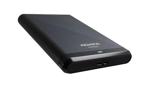 A-DATA Adata HDD HV100 2TB Black  (AHV100-2TU3-CBK)