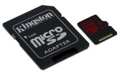 Kingston 64GB microSDXC UHS-I U3