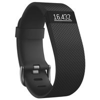 FITBIT CHARGE HR (LARGE BLACK) (FB405BKL-EU)