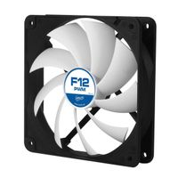 ARCTIC COOLING Arctic F12 PWM Rev. 2 Lüfter - 120mm (AFACO-120P2-GBA01)