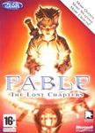 MICROSOFT FABLE THE LOST CHAPTERS DVD CASE NORDIC ONLY CD ND
