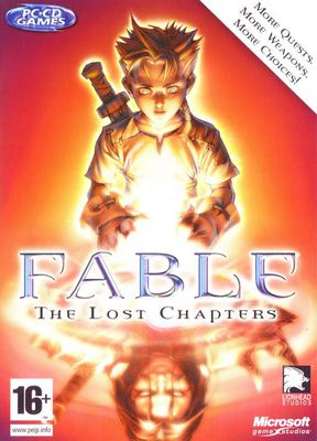 FABLE THE LOST CHAPTERS (PC)