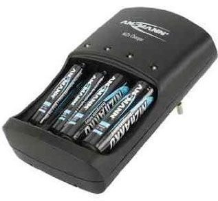 ANSMANN NiZn Charger for NiZn Rechargeable Batteri (1001-0013)