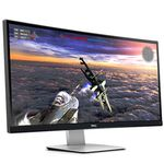 "DELL U3415W 34"" Curved Monitor"