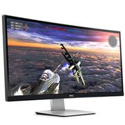 "DELL U3415 Curved Monitor 34"" Black (210-ADYS)"