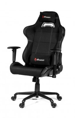 Torretta XL Gaming Chair - Black