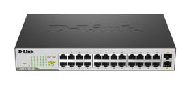 D-LINK 26-Port Gigabit Smart Switch (DGS-1100-26)