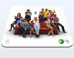 SteelSeries QCK SIMS 4 EDICATION (67292)