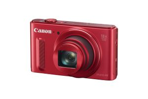CANON POWERSHOT SX610 HS RED 20.2MP 18X ZOOM IN (0113C002)