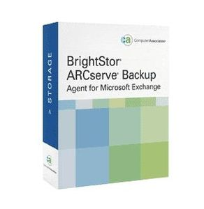 CA BrightStor ARCserve Backup for WIN Agt for MS Exchange - 1 Yr Val Maint Rew OLP-MR1 (GMRBABWB10E12CA)