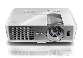 W1070+W - Wireless Full HD Kit - DLP-projektor - 3D - 2200 ANSI lumen - 1920 x 1080 - widescreen - HD 1080p