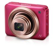 CANON POWERSHOT N2 16.1MP 8X ZOOM 7.1CM IN