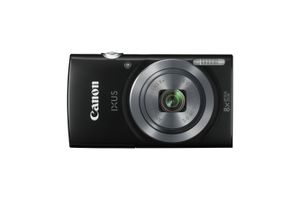 CANON IXUS 160 Sort 20 MP,