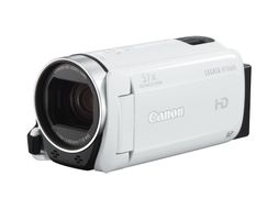 Legria HF-R606 Hvit57X Zoom, Full HD, Baby mode, Slow and fast recording,  AVCHD /MP4