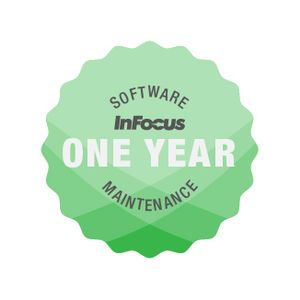 INFOCUS 1YR SOFTWARE MAINT PLAN MONDOPAD IN (EPWSOFTPLAN1)