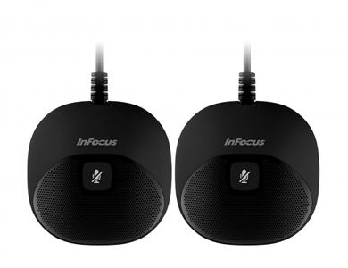 INFOCUS THUNDER SPEAKERPHONE 2XMIC ADD  IN (INA-MICPODS)