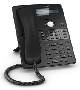 SNOM D725 BLACK PROFESSIONAL BUSINESS PHONE      IN PERP (3916)
