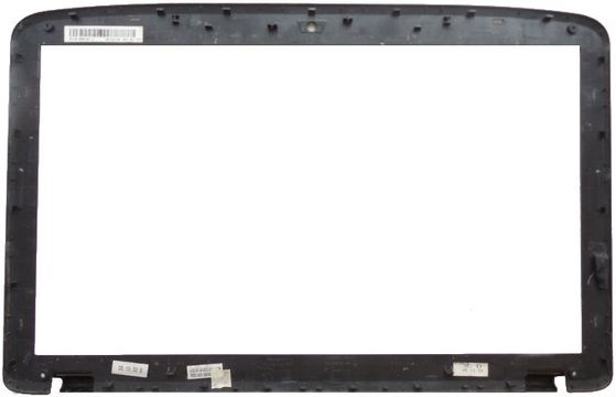 Cover LCD Black W/Ant