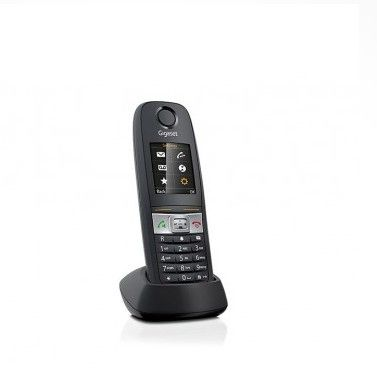 E630 H black Handset incl. Cradle