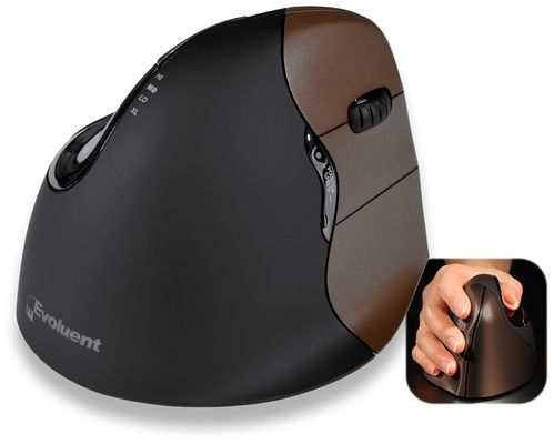 VERTICALMOUSE 4 WIRELESS SMALL RIGHT