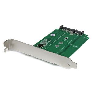 STARTECH M.2 to SATA SSD Adapter - Expansion Slot Mounted	 (S32M2NGFFPEX)