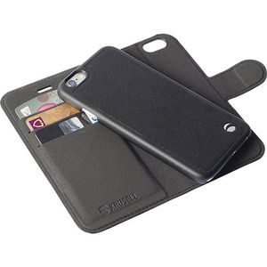KRUSELL Malmö Wallet+Cover 2in1 Black (76081)