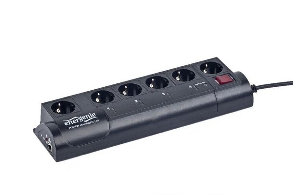 Powerstrip 6 outlet