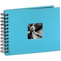 Fine Art  Spiral turquoise 24x17 50 black Pages 113673