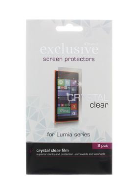 Screen Protector Lumia 435 2pcs