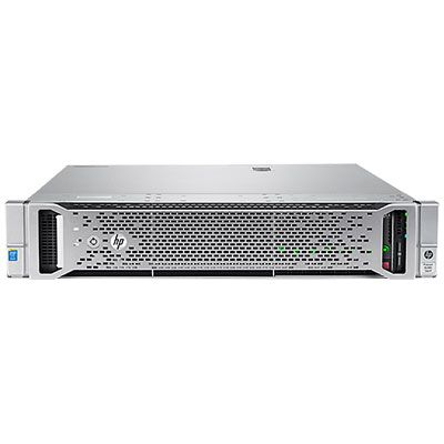 ProLiant DL380 Gen9 E5-2620v3 1P 8GB-R P440ar 8SFF 500W PS Server/TV