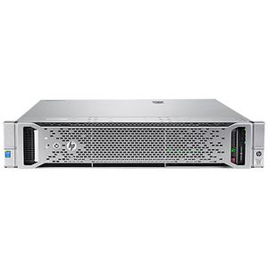Hewlett Packard Enterprise ProLiant DL380 Gen9 E5-2620v3 1P 8GB-R P440ar 8SFF 500W PS Server/TV (768345-425)