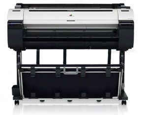 iPF770(EUR) Printer Stand included