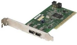 PCI-CARD IEEE 1394 FIREWIRE