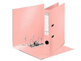 LEVER ARCH FILE SOLEA A4 PP/PP 50MM PEACH