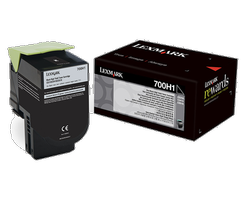 Black High Yield Toner Cartridge