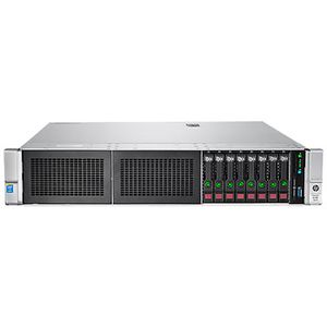 Hewlett Packard Enterprise ProLiant DL380 Gen9 E5-2690v3 2P 32GB P440ar 8SFF 2x10Gb 2x800W High Perf Server (803860-B21)
