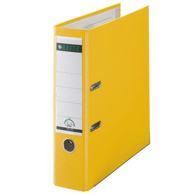 LAF binder 180 PP A4/80mm yellow