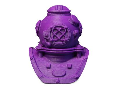 MAKERBOT ABS - True Purple - Normal _1kg_ (MP02901)
