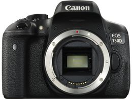 CANON EOS 750D BODY 24.2MP