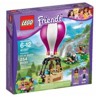 Friends 41097 Heartlake Hot Air Balloon