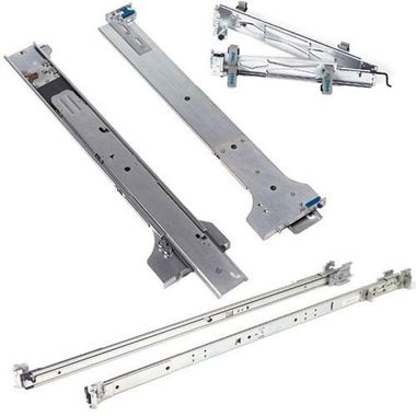 ReadyRails 1U Static Rails f 2/4-Po