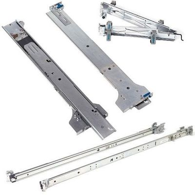 ReadyRails Static - Sats med stativskenor - 1U - för PowerEdge R320, R420, R430, R620, R630, PowerVault DL4000