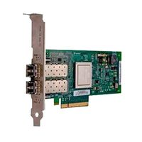QLogic 2662 - Värdbussadapter - 16Gb Fibre Channel x 2 - för PowerEdge R520, R620, R630, R715, R720, R720xd, R730, R815, R820, R910, R920, T630