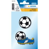 HERMA HOME iron-on fotboll (15010)