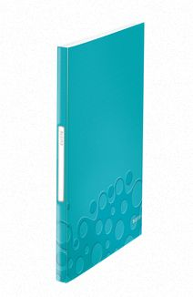 Display book WOW PP 40 Pockets iceblue